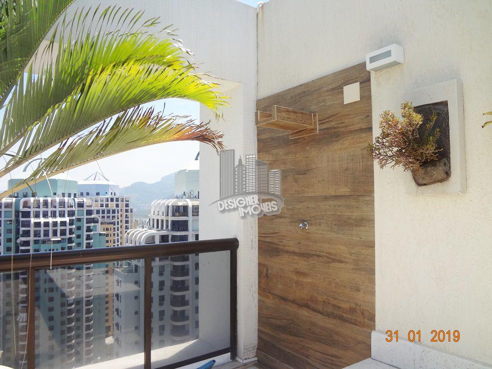Cobertura Para Alugar no Condomínio PORTOFINO - MEDITERRÂNEO - Rio de Janeiro - RJ - Barra da Tijuca - LRA3027 - 8