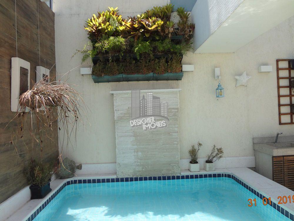 Cobertura Para Alugar no Condomínio PORTOFINO - MEDITERRÂNEO - Rio de Janeiro - RJ - Barra da Tijuca - LRA3027 - 11