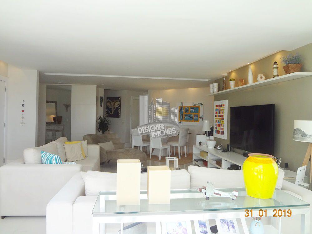 Cobertura Para Alugar no Condomínio PORTOFINO - MEDITERRÂNEO - Rio de Janeiro - RJ - Barra da Tijuca - LRA3027 - 13