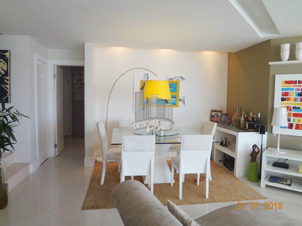 Cobertura Para Alugar no Condomínio PORTOFINO - MEDITERRÂNEO - Rio de Janeiro - RJ - Barra da Tijuca - LRA3027 - 15