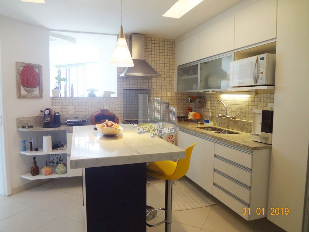 Cobertura Para Alugar no Condomínio PORTOFINO - MEDITERRÂNEO - Rio de Janeiro - RJ - Barra da Tijuca - LRA3027 - 22