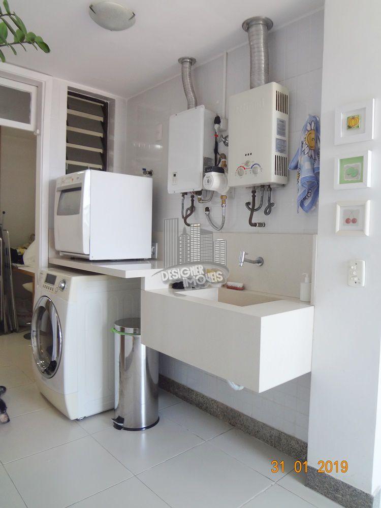 Cobertura Para Alugar no Condomínio PORTOFINO - MEDITERRÂNEO - Rio de Janeiro - RJ - Barra da Tijuca - LRA3027 - 24