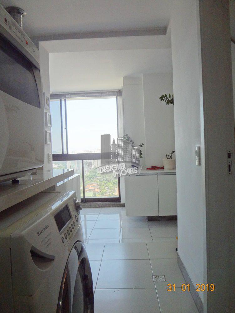 Cobertura Para Alugar no Condomínio PORTOFINO - MEDITERRÂNEO - Rio de Janeiro - RJ - Barra da Tijuca - LRA3027 - 26