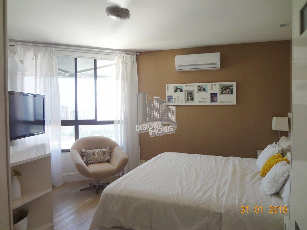 Cobertura Para Alugar no Condomínio PORTOFINO - MEDITERRÂNEO - Rio de Janeiro - RJ - Barra da Tijuca - LRA3027 - 36