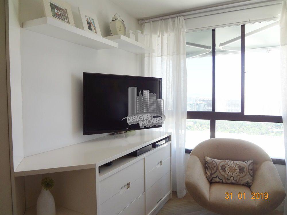 Cobertura Para Alugar no Condomínio PORTOFINO - MEDITERRÂNEO - Rio de Janeiro - RJ - Barra da Tijuca - LRA3027 - 37
