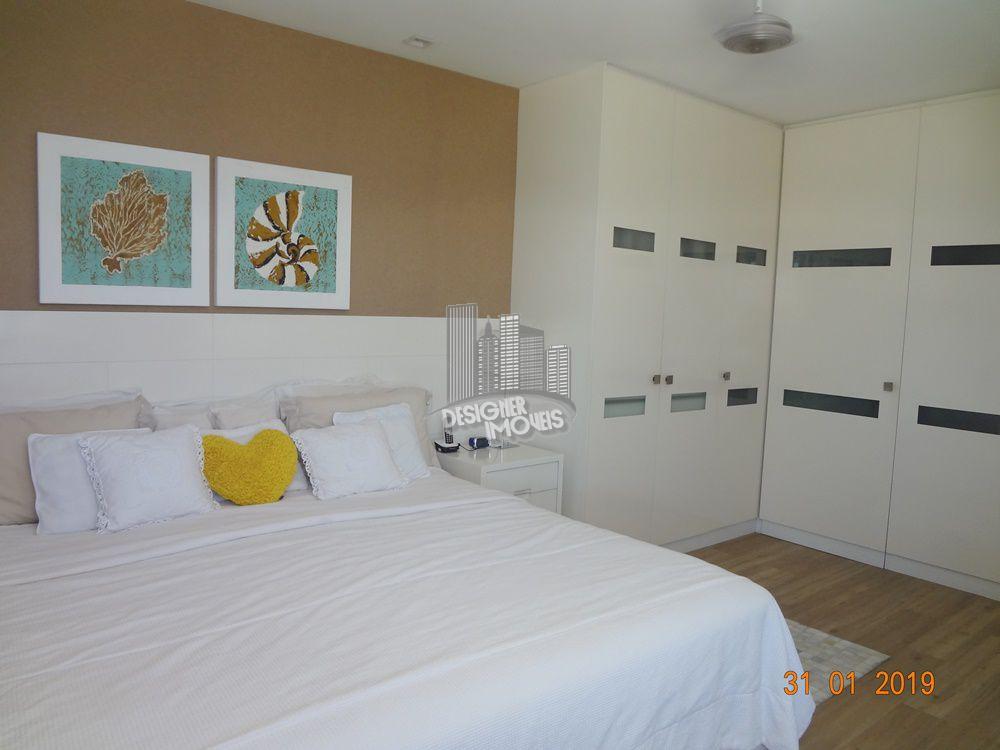 Cobertura Para Alugar no Condomínio PORTOFINO - MEDITERRÂNEO - Rio de Janeiro - RJ - Barra da Tijuca - LRA3027 - 39