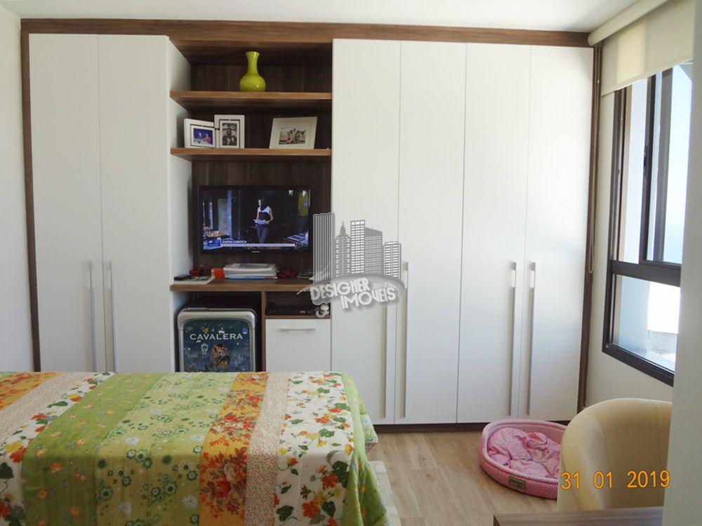 Cobertura Para Alugar no Condomínio PORTOFINO - MEDITERRÂNEO - Rio de Janeiro - RJ - Barra da Tijuca - LRA3027 - 46