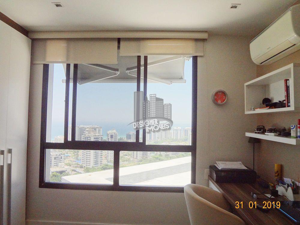 Cobertura Para Alugar no Condomínio PORTOFINO - MEDITERRÂNEO - Rio de Janeiro - RJ - Barra da Tijuca - LRA3027 - 47