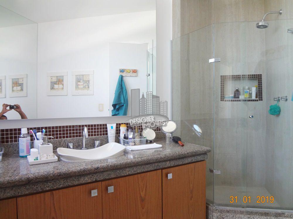 Cobertura Para Alugar no Condomínio PORTOFINO - MEDITERRÂNEO - Rio de Janeiro - RJ - Barra da Tijuca - LRA3027 - 50