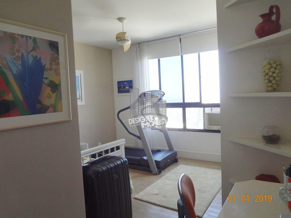Cobertura Para Alugar no Condomínio PORTOFINO - MEDITERRÂNEO - Rio de Janeiro - RJ - Barra da Tijuca - LRA3027 - 53