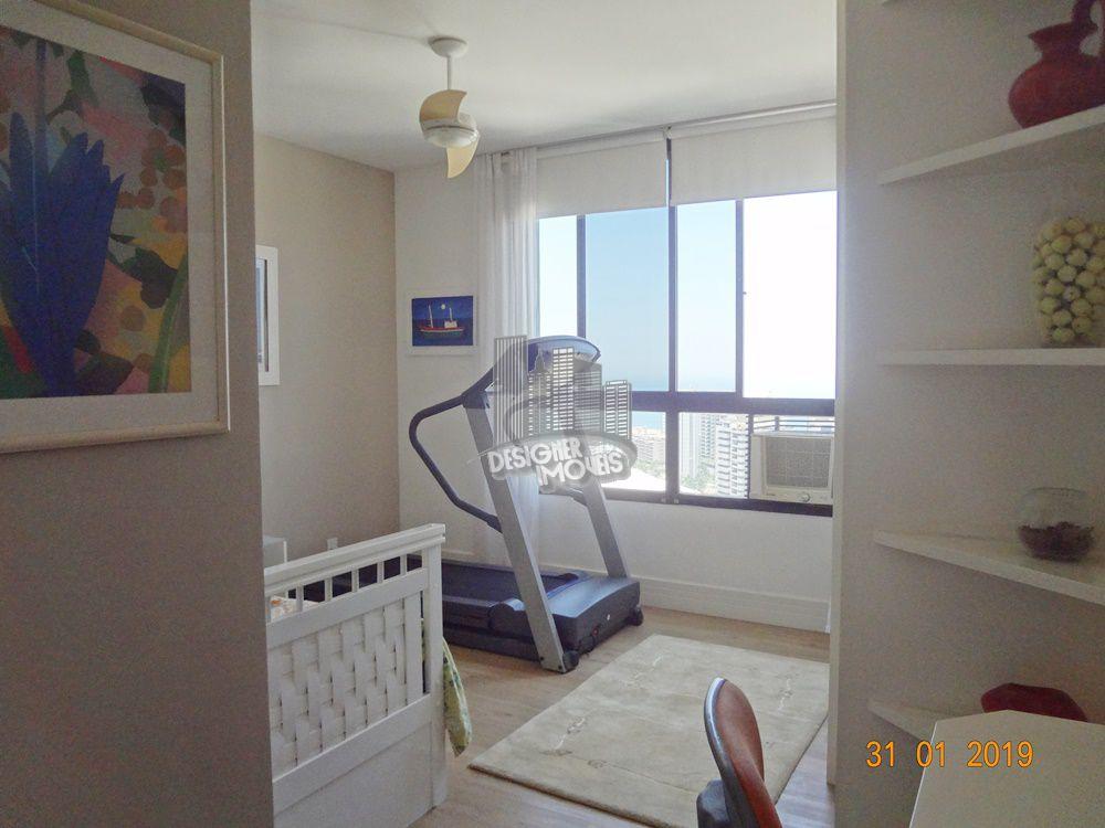 Cobertura Para Alugar no Condomínio PORTOFINO - MEDITERRÂNEO - Rio de Janeiro - RJ - Barra da Tijuca - LRA3027 - 54