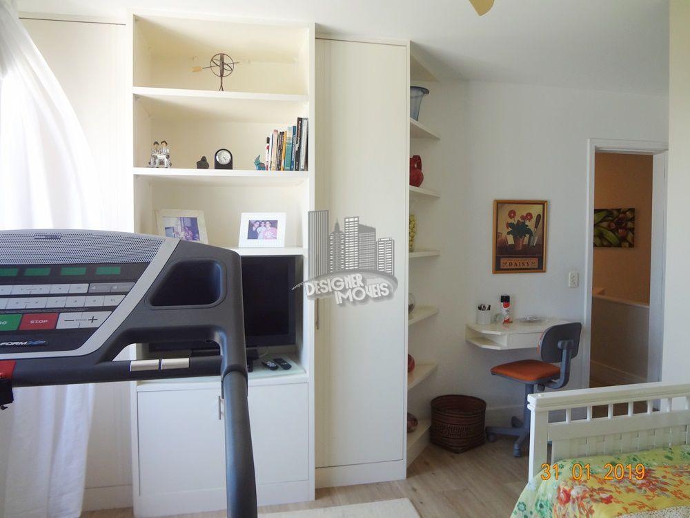 Cobertura Para Alugar no Condomínio PORTOFINO - MEDITERRÂNEO - Rio de Janeiro - RJ - Barra da Tijuca - LRA3027 - 56