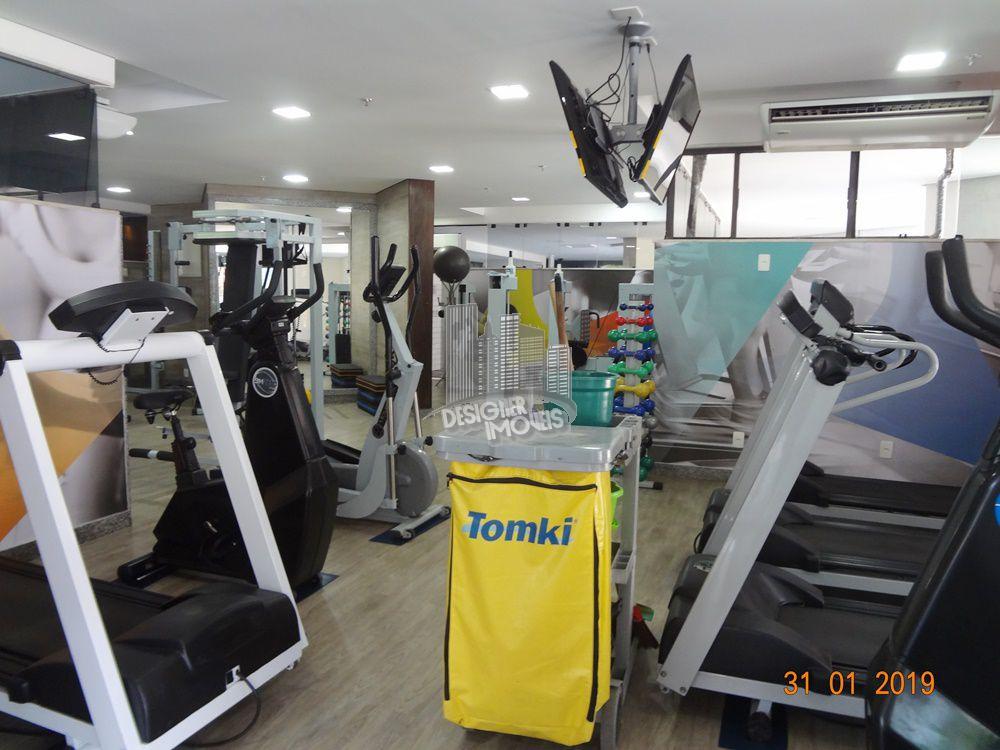 musculação - Cobertura Para Alugar no Condomínio PORTOFINO - MEDITERRÂNEO - Rio de Janeiro - RJ - Barra da Tijuca - LRA3027 - 65