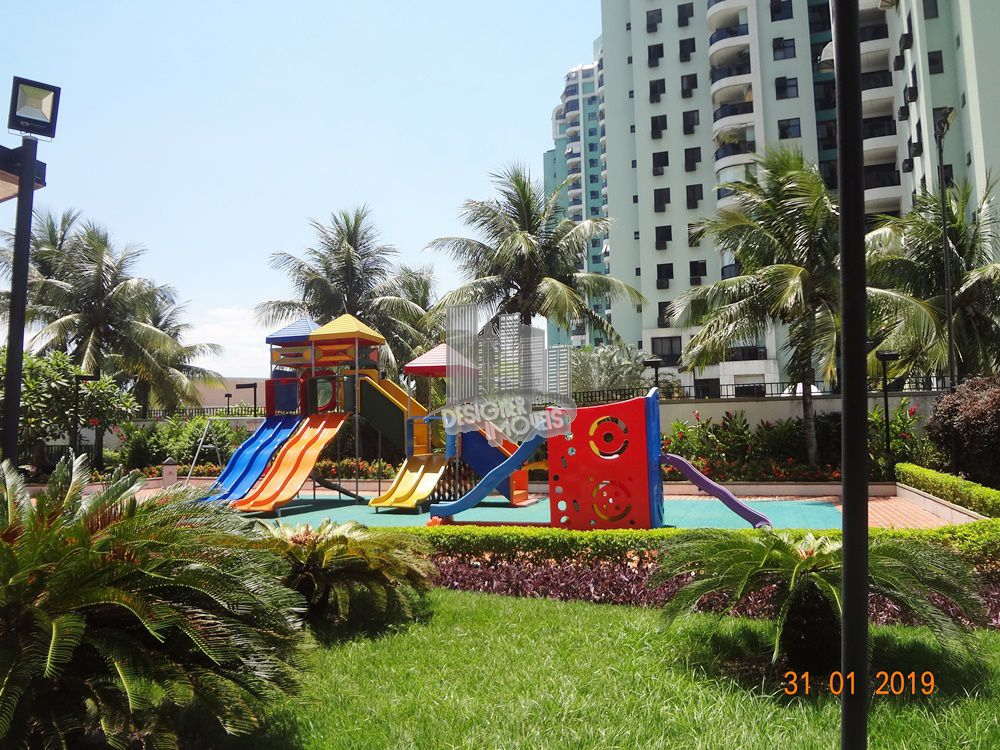 Play infantil 1 - Cobertura Para Alugar no Condomínio PORTOFINO - MEDITERRÂNEO - Rio de Janeiro - RJ - Barra da Tijuca - LRA3027 - 67