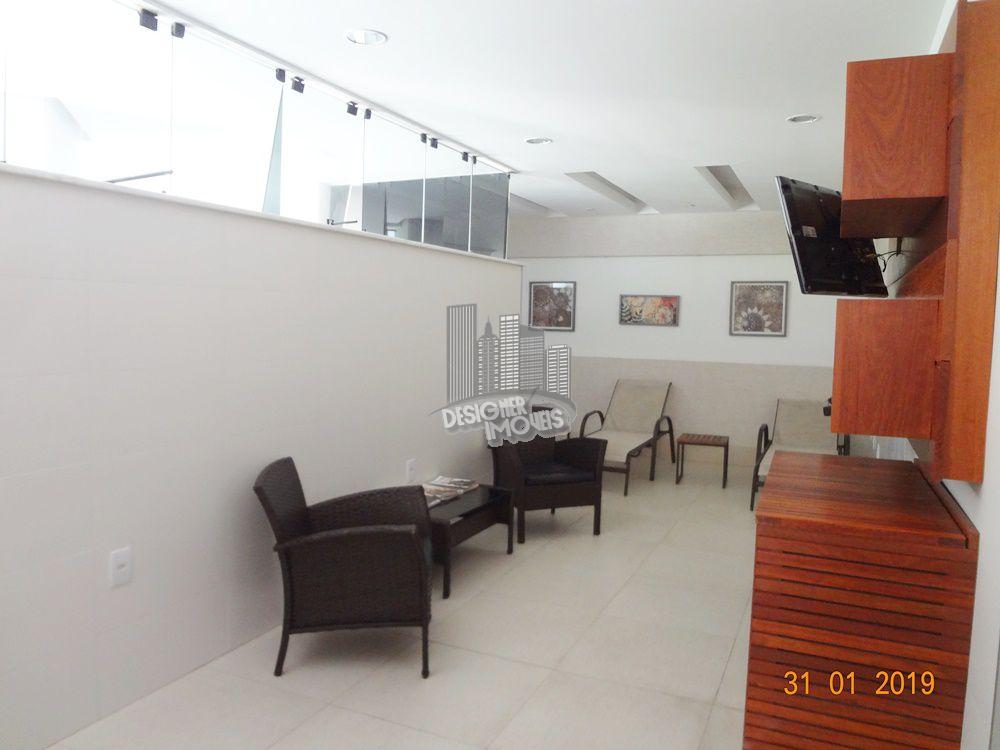 sala de descanso - Cobertura Para Alugar no Condomínio PORTOFINO - MEDITERRÂNEO - Rio de Janeiro - RJ - Barra da Tijuca - LRA3027 - 68