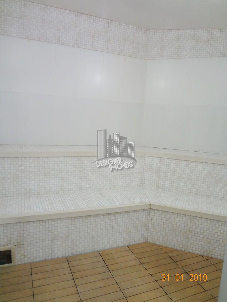 sauna - Cobertura Para Alugar no Condomínio PORTOFINO - MEDITERRÂNEO - Rio de Janeiro - RJ - Barra da Tijuca - LRA3027 - 70