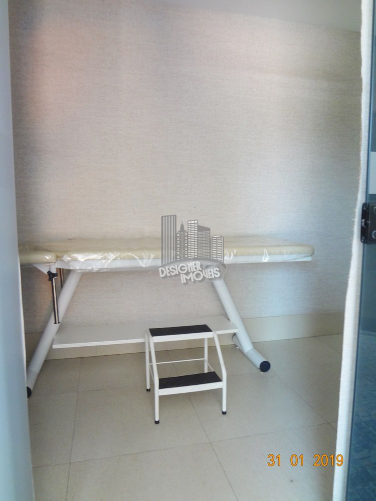 sala de massagem - Cobertura Para Alugar no Condomínio PORTOFINO - MEDITERRÂNEO - Rio de Janeiro - RJ - Barra da Tijuca - LRA3027 - 72