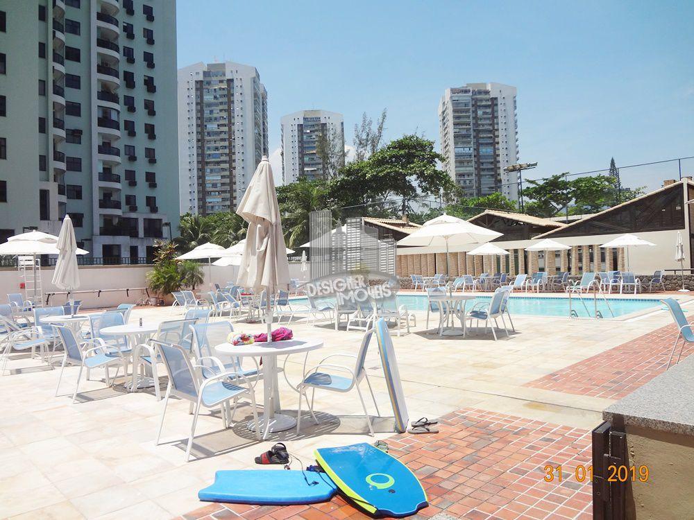 piscina - Cobertura Para Alugar no Condomínio PORTOFINO - MEDITERRÂNEO - Rio de Janeiro - RJ - Barra da Tijuca - LRA3027 - 73