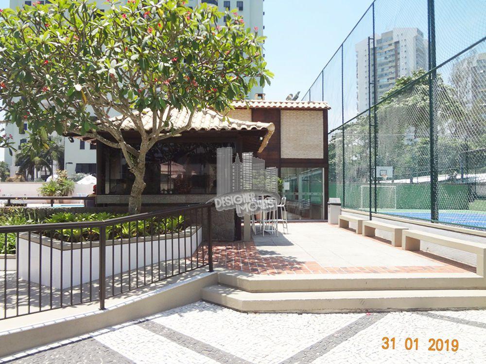 bar da piscina - Cobertura Para Alugar no Condomínio PORTOFINO - MEDITERRÂNEO - Rio de Janeiro - RJ - Barra da Tijuca - LRA3027 - 74