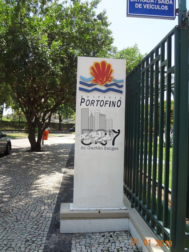 Edifício Portofino - Cobertura Para Alugar no Condomínio PORTOFINO - MEDITERRÂNEO - Rio de Janeiro - RJ - Barra da Tijuca - LRA3027 - 62