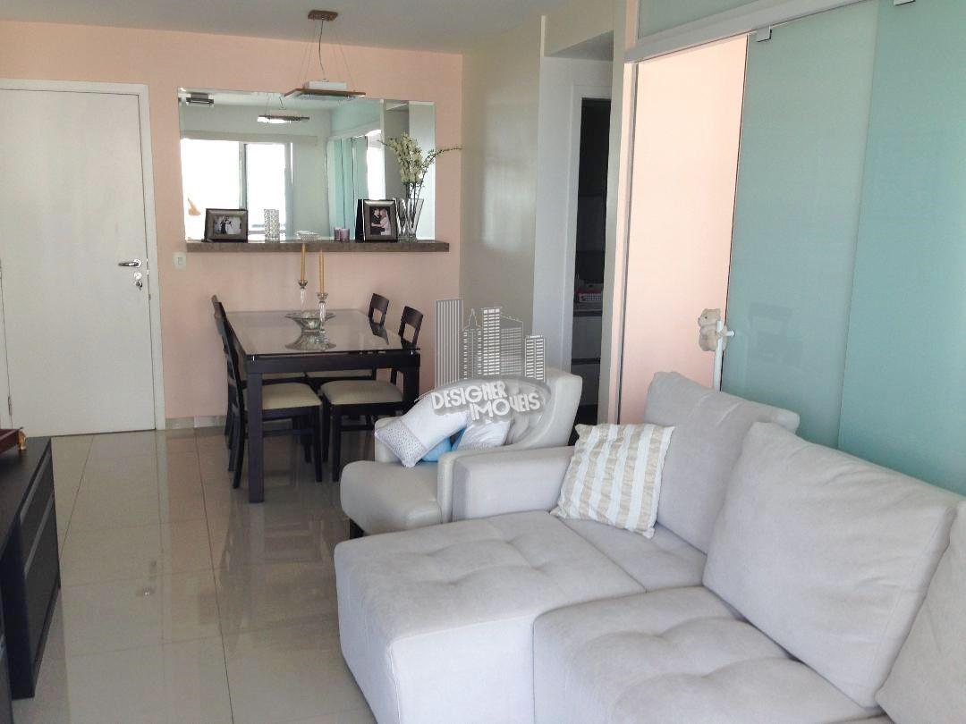 Apartamento Para Alugar no Condomínio Península Way - Rio de Janeiro - RJ - Barra da Tijuca - LRA02006 - 2
