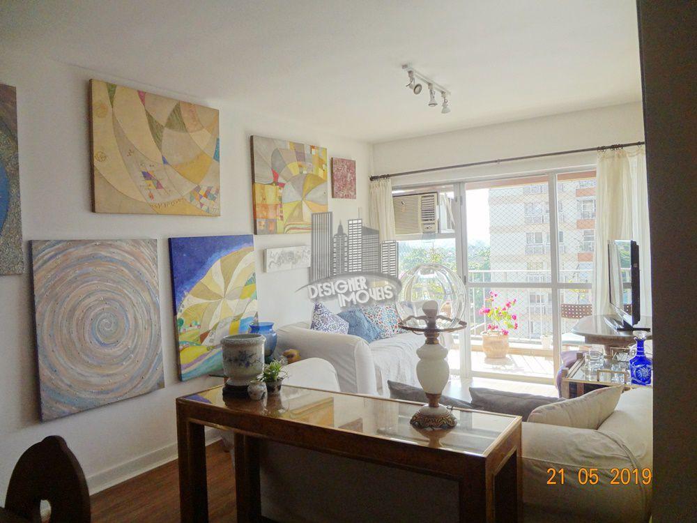 Apartamento Condomínio SOLAR DA BARRA, Rua Vilhena de Morais,Rio de Janeiro, Zona Oeste,Barra da Tijuca, RJ À Venda, 3 Quartos, 115m² - VRA3025 - 2