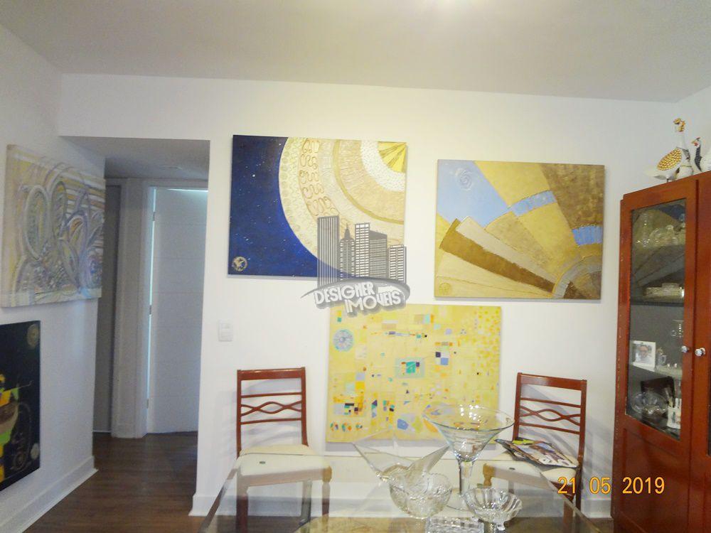 Apartamento Condomínio SOLAR DA BARRA, Rua Vilhena de Morais,Rio de Janeiro, Zona Oeste,Barra da Tijuca, RJ À Venda, 3 Quartos, 115m² - VRA3025 - 4