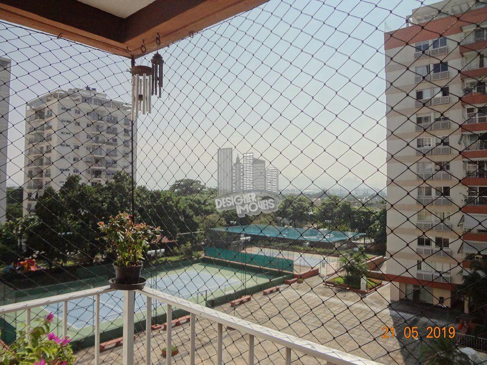Apartamento Condomínio SOLAR DA BARRA, Rua Vilhena de Morais,Rio de Janeiro, Zona Oeste,Barra da Tijuca, RJ À Venda, 3 Quartos, 115m² - VRA3025 - 6