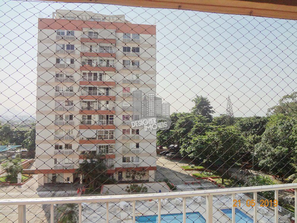 Apartamento Condomínio SOLAR DA BARRA, Rua Vilhena de Morais,Rio de Janeiro, Zona Oeste,Barra da Tijuca, RJ À Venda, 3 Quartos, 115m² - VRA3025 - 7