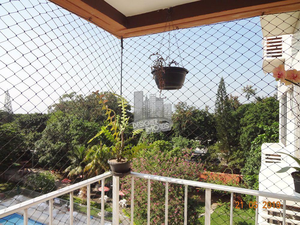 Apartamento Condomínio SOLAR DA BARRA, Rua Vilhena de Morais,Rio de Janeiro, Zona Oeste,Barra da Tijuca, RJ À Venda, 3 Quartos, 115m² - VRA3025 - 8