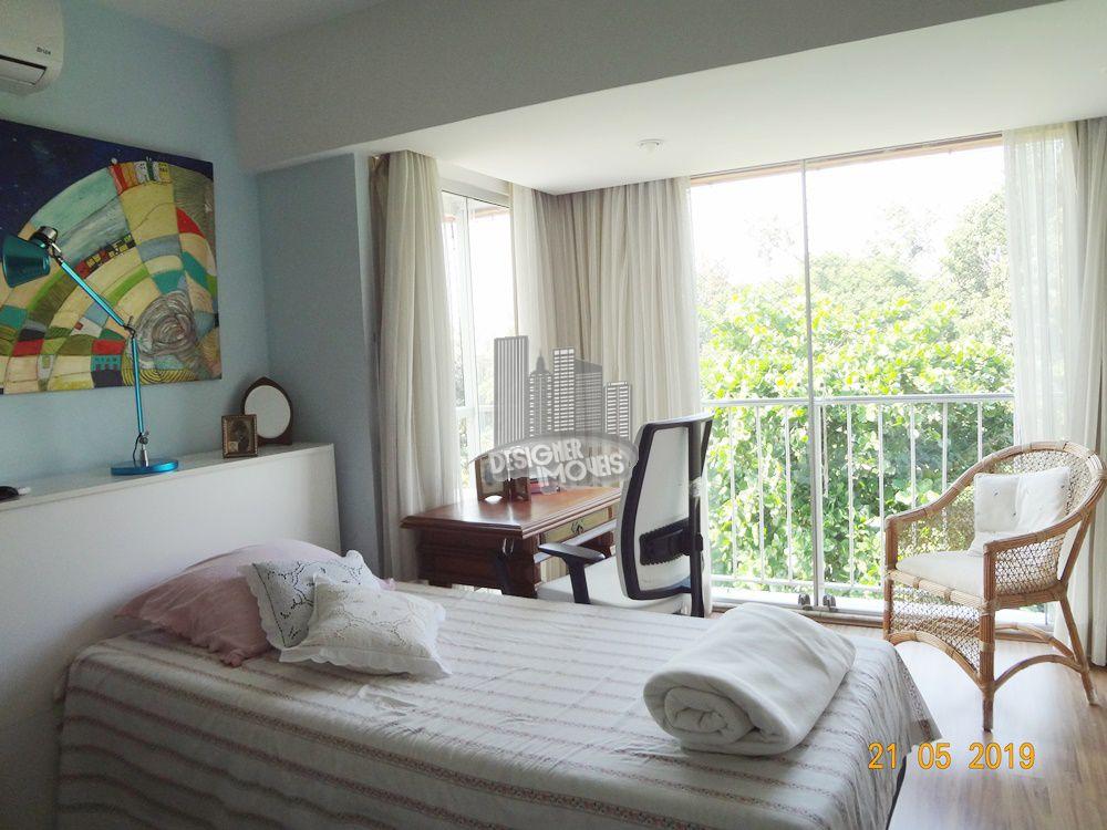 Apartamento Condomínio SOLAR DA BARRA, Rua Vilhena de Morais,Rio de Janeiro, Zona Oeste,Barra da Tijuca, RJ À Venda, 3 Quartos, 115m² - VRA3025 - 10