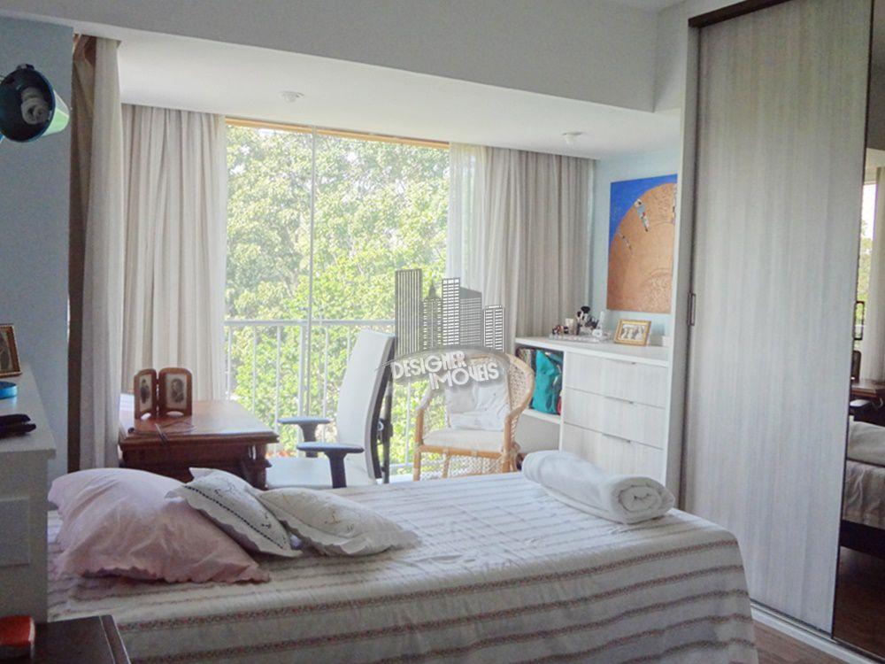 Apartamento Condomínio SOLAR DA BARRA, Rua Vilhena de Morais,Rio de Janeiro, Zona Oeste,Barra da Tijuca, RJ À Venda, 3 Quartos, 115m² - VRA3025 - 11