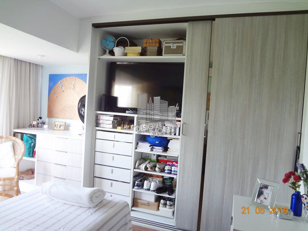 Apartamento Condomínio SOLAR DA BARRA, Rua Vilhena de Morais,Rio de Janeiro, Zona Oeste,Barra da Tijuca, RJ À Venda, 3 Quartos, 115m² - VRA3025 - 12