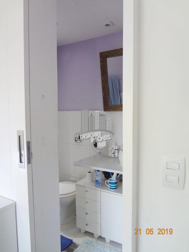 Apartamento Condomínio SOLAR DA BARRA, Rua Vilhena de Morais,Rio de Janeiro, Zona Oeste,Barra da Tijuca, RJ À Venda, 3 Quartos, 115m² - VRA3025 - 14