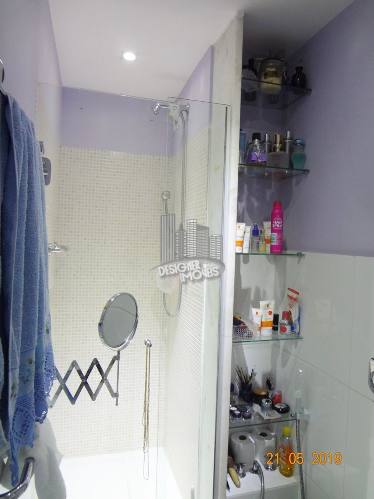 Apartamento Condomínio SOLAR DA BARRA, Rua Vilhena de Morais,Rio de Janeiro, Zona Oeste,Barra da Tijuca, RJ À Venda, 3 Quartos, 115m² - VRA3025 - 15