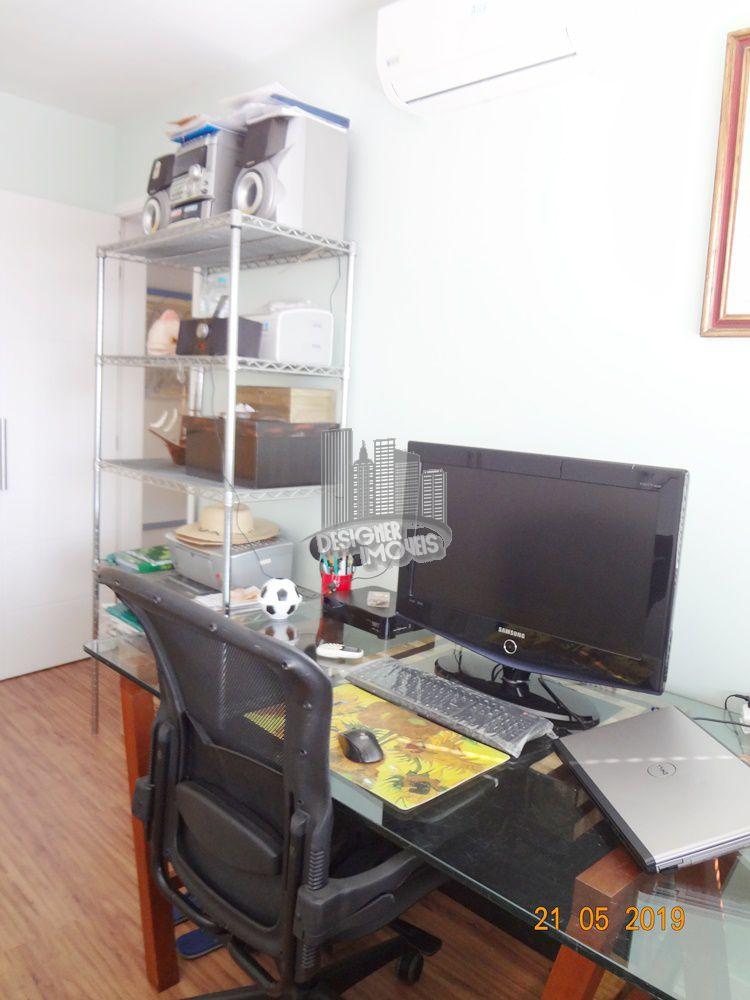 Apartamento Condomínio SOLAR DA BARRA, Rua Vilhena de Morais,Rio de Janeiro, Zona Oeste,Barra da Tijuca, RJ À Venda, 3 Quartos, 115m² - VRA3025 - 17