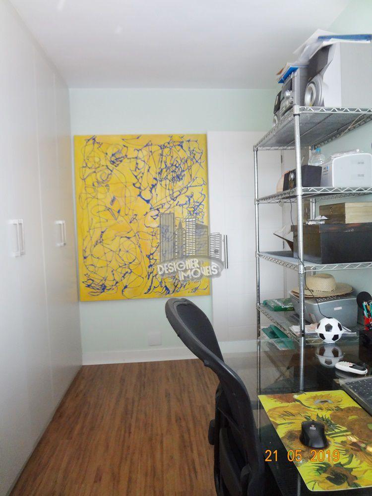 Apartamento Condomínio SOLAR DA BARRA, Rua Vilhena de Morais,Rio de Janeiro, Zona Oeste,Barra da Tijuca, RJ À Venda, 3 Quartos, 115m² - VRA3025 - 20