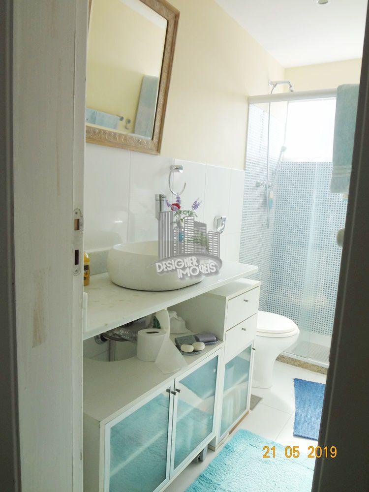 Apartamento Condomínio SOLAR DA BARRA, Rua Vilhena de Morais,Rio de Janeiro, Zona Oeste,Barra da Tijuca, RJ À Venda, 3 Quartos, 115m² - VRA3025 - 21