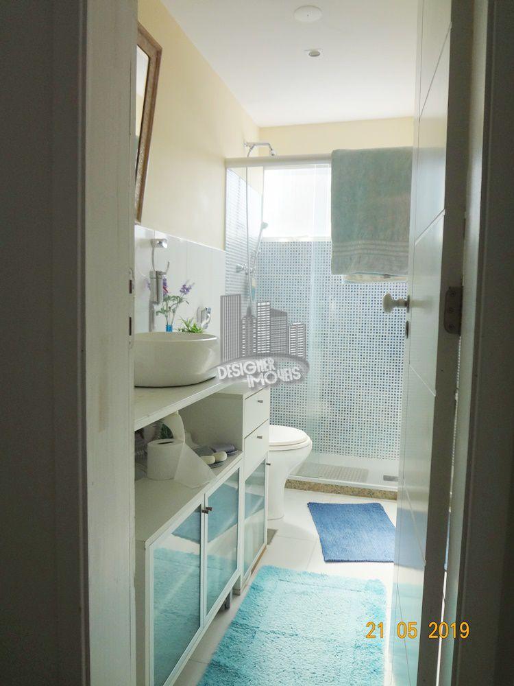 Apartamento Condomínio SOLAR DA BARRA, Rua Vilhena de Morais,Rio de Janeiro, Zona Oeste,Barra da Tijuca, RJ À Venda, 3 Quartos, 115m² - VRA3025 - 22