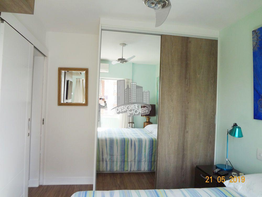 Apartamento Condomínio SOLAR DA BARRA, Rua Vilhena de Morais,Rio de Janeiro, Zona Oeste,Barra da Tijuca, RJ À Venda, 3 Quartos, 115m² - VRA3025 - 23
