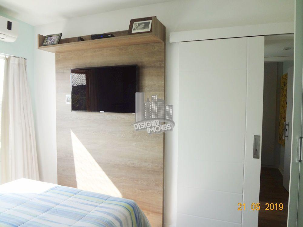 Apartamento Condomínio SOLAR DA BARRA, Rua Vilhena de Morais,Rio de Janeiro, Zona Oeste,Barra da Tijuca, RJ À Venda, 3 Quartos, 115m² - VRA3025 - 25