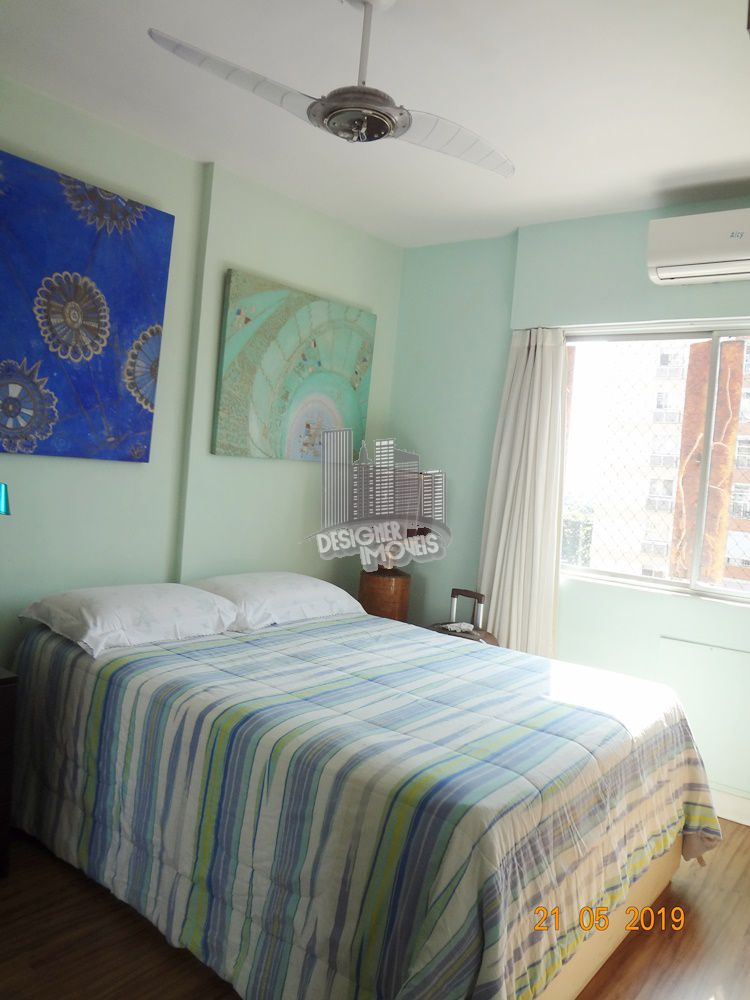 Apartamento Condomínio SOLAR DA BARRA, Rua Vilhena de Morais,Rio de Janeiro, Zona Oeste,Barra da Tijuca, RJ À Venda, 3 Quartos, 115m² - VRA3025 - 26