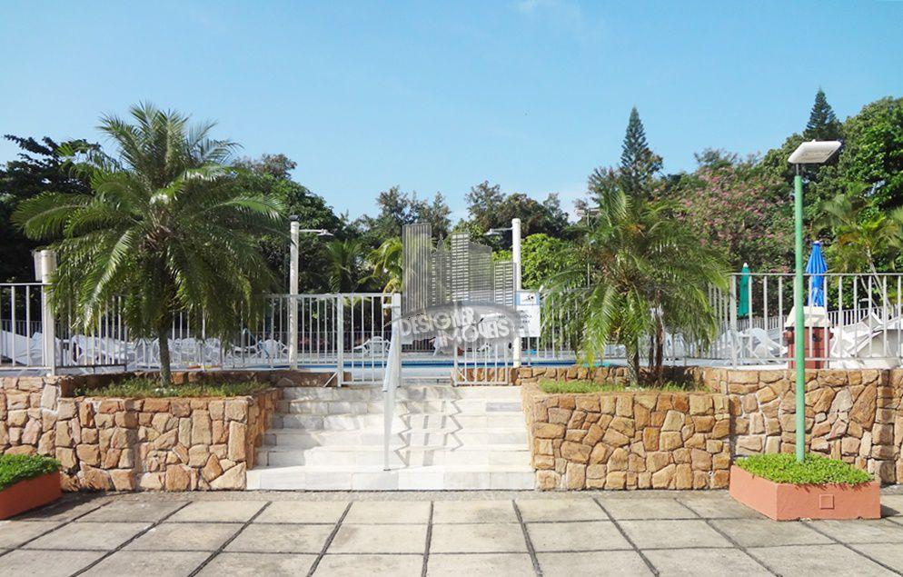 PISCINA - Apartamento Condomínio SOLAR DA BARRA, Rua Vilhena de Morais,Rio de Janeiro, Zona Oeste,Barra da Tijuca, RJ À Venda, 3 Quartos, 115m² - VRA3025 - 29