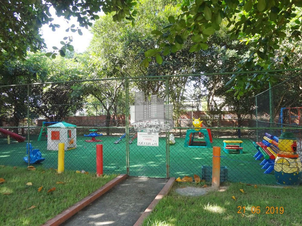 PARQUE INFANTIL - Apartamento Condomínio SOLAR DA BARRA, Rua Vilhena de Morais,Rio de Janeiro, Zona Oeste,Barra da Tijuca, RJ À Venda, 3 Quartos, 115m² - VRA3025 - 33