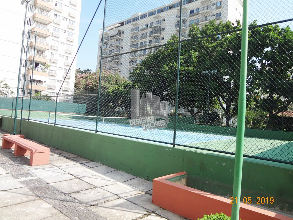 Apartamento Condomínio SOLAR DA BARRA, Rua Vilhena de Morais,Rio de Janeiro, Zona Oeste,Barra da Tijuca, RJ À Venda, 3 Quartos, 115m² - VRA3025 - 37
