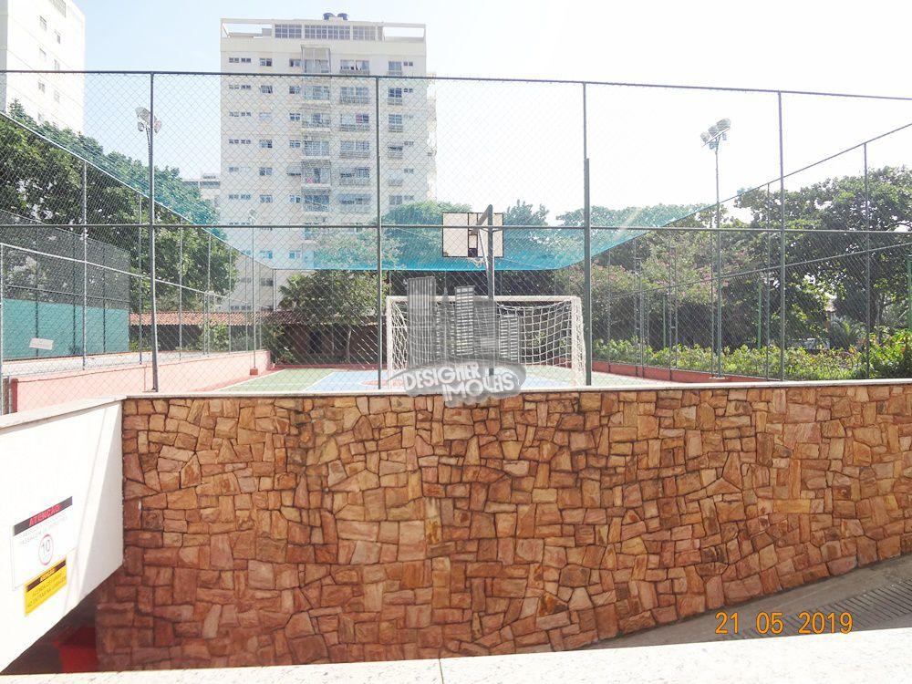 QUADRA POLIESPORTIVA - Apartamento Condomínio SOLAR DA BARRA, Rua Vilhena de Morais,Rio de Janeiro, Zona Oeste,Barra da Tijuca, RJ À Venda, 3 Quartos, 115m² - VRA3025 - 39