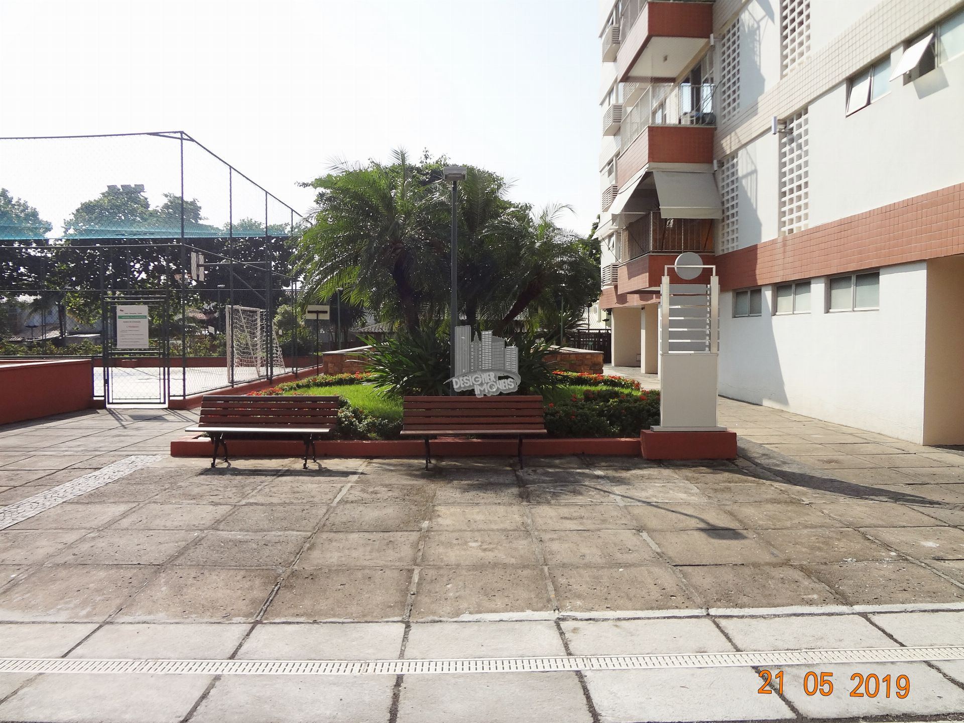 Apartamento Condomínio SOLAR DA BARRA, Rua Vilhena de Morais,Rio de Janeiro, Zona Oeste,Barra da Tijuca, RJ À Venda, 3 Quartos, 115m² - VRA3025 - 40