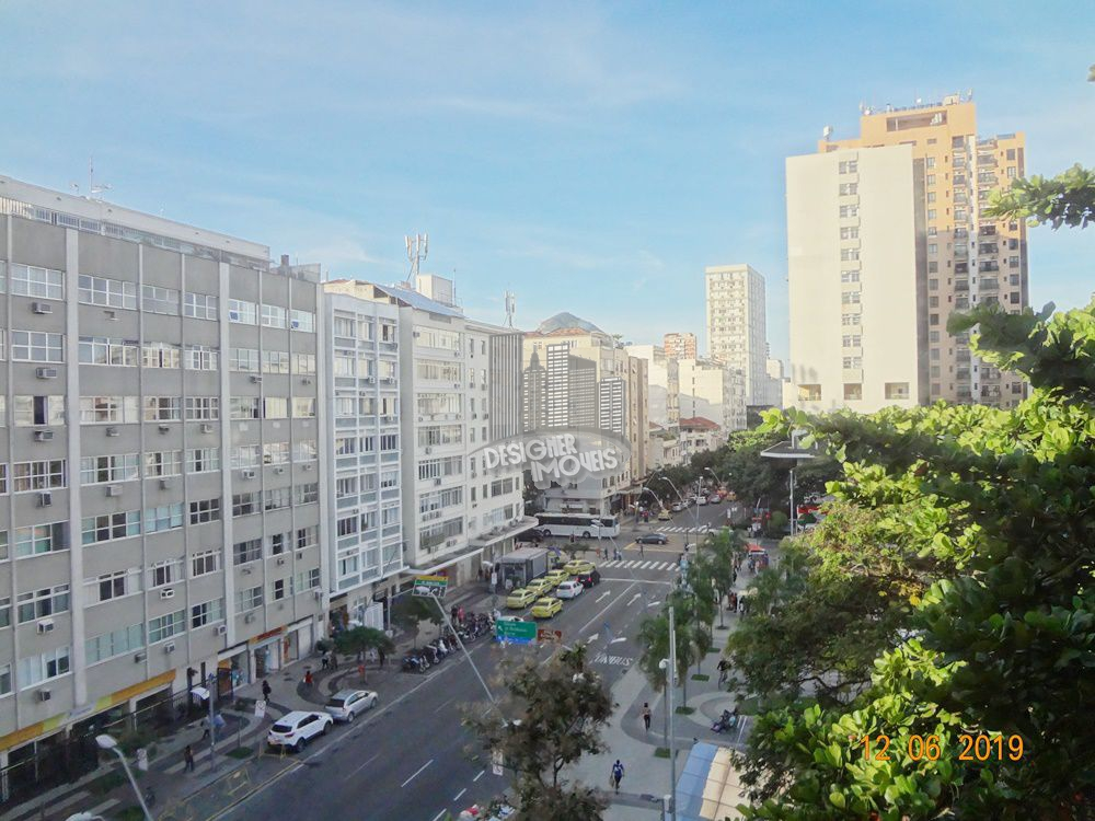 Indevassável Vista - Apartamento Para Alugar - Rio de Janeiro - RJ - Leblon - LRA3014 - 1
