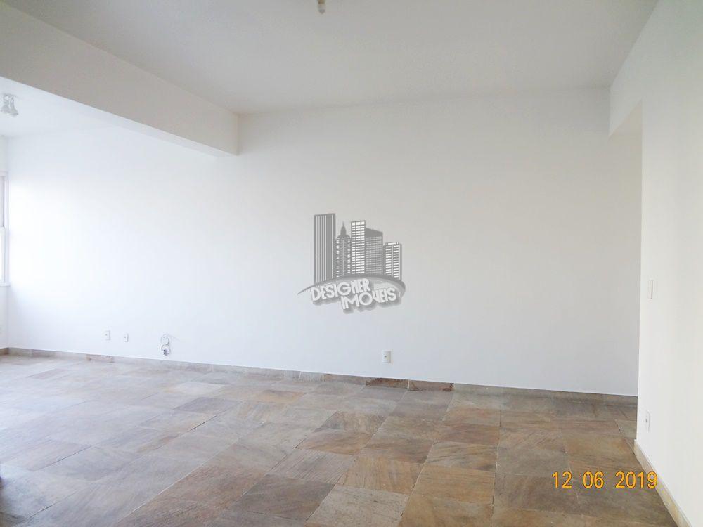 SALA EM 3 AMBIENTES - Apartamento Para Alugar - Rio de Janeiro - RJ - Leblon - LRA3014 - 4