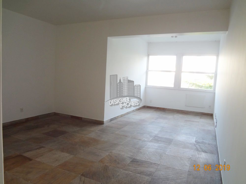 SALA EM 3 AMBIENTES - Apartamento Para Alugar - Rio de Janeiro - RJ - Leblon - LRA3014 - 6